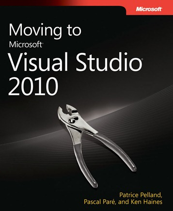 Moving to Microsoft Visual Studio 2010