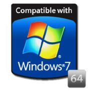 windows-7 64 bit logo