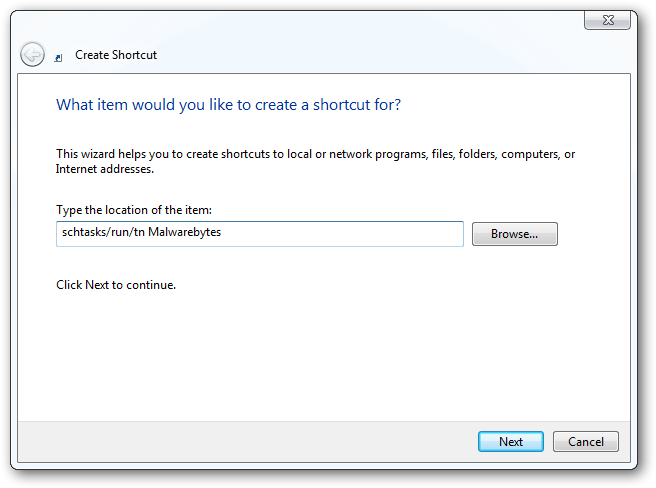 run a program without AUC in Windows 7 -9