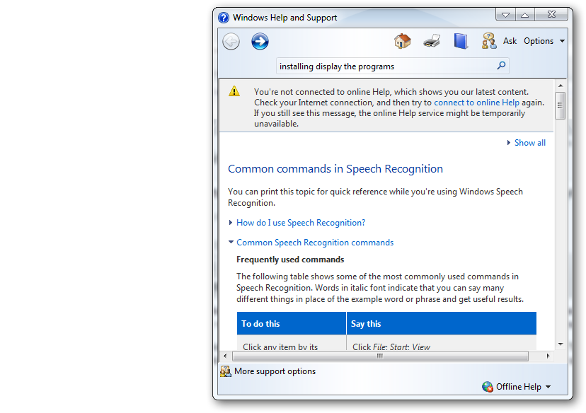 Windows speech recognition-10