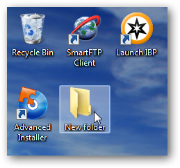 How To Resize Desktop Icons In Windows 7