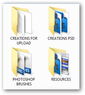 disable thumbnail preview of folders in Windows 7-1