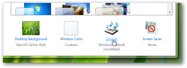 add a custom sound during shut down of Windows 7 3