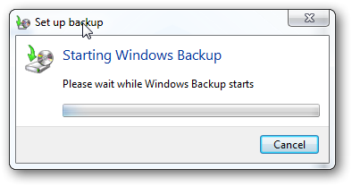 Create a backup in disk in Windows 7 without using any software-1