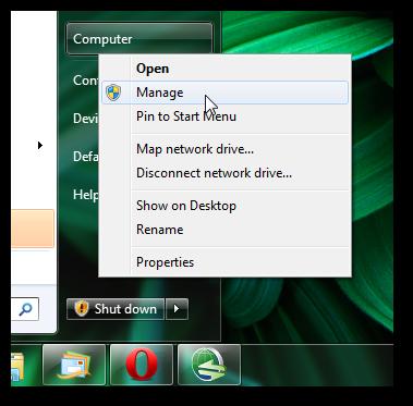 Create an USB key to lock and unlock Windows 7-1