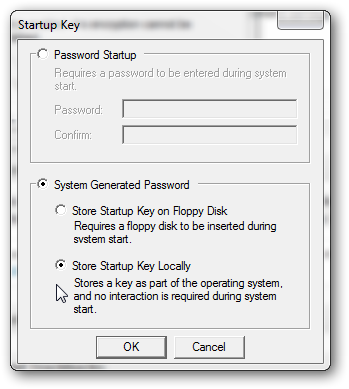 Create an USB key to lock and unlock Windows 7-11