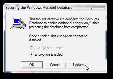 Create an USB key to lock and unlock Windows 7-9