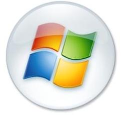 Microsoft custom logo