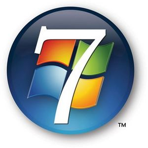 Windows 7 pirated logo