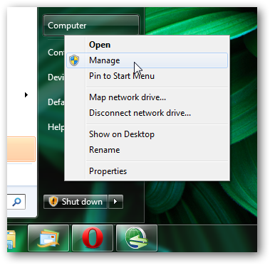 Create an USB key to lock and unlock Windows 7-1