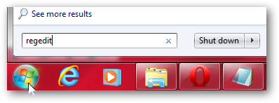 Selectively remove the icons in the navigation Pane in Windows 7-2