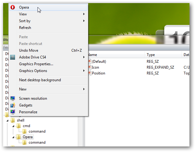 How to Add any program shortcut to Windows 7 right click Context Menu-6