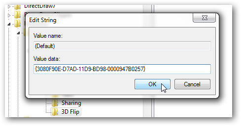 Add 3D Flip option in right click context menu in Windows 7-2