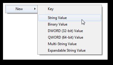 Change the folder icons in left side of explorer pane in Windows 7-4