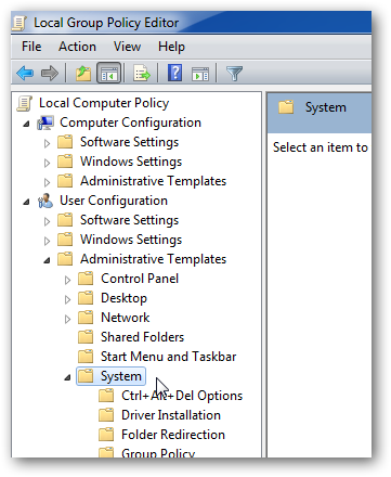 Prevent running specified programs and applications in Windows 7-1