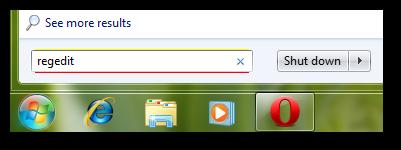 Change the folder icons in left side of explorer pane in Windows 7