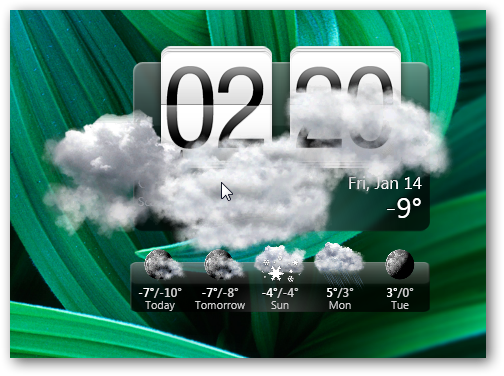 HTC home-4