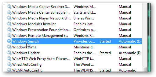 How to disable file indexing in Windows 7-1