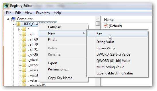 How to get php extension as new context menu item in Windows 7-1