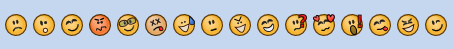 What are ASCII art and emoticons