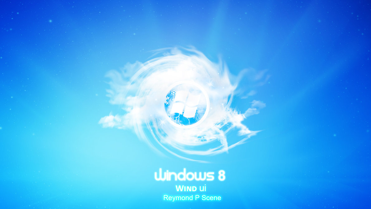 Windows 8 vNext 2.1 Wind UI concept wallpaper
