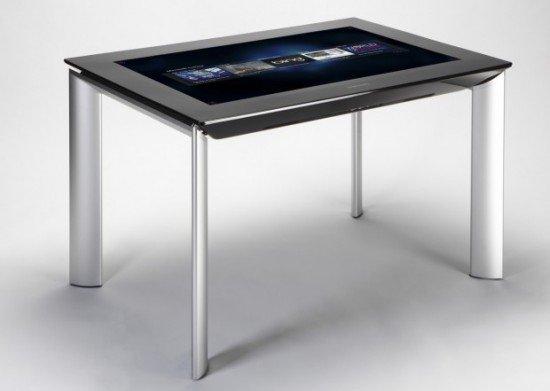 Microsoft Surface 2.0 : the future of computing