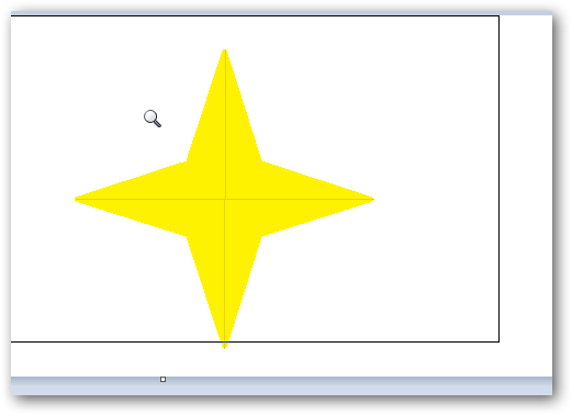 Creating a 3D star in MS Paint-4