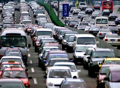 Common errors on the traffic generation