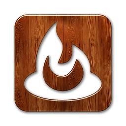 feedburner-logo-wooden