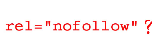 Definition and working principle of nofollow attribute