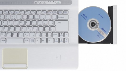 Sony VAIO with blu ray drive