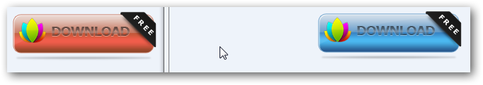 mouse hover effect for button