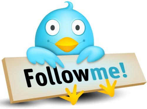 Follow me on Twitter picture