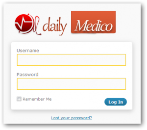 Customize the logo of your WordPress login page