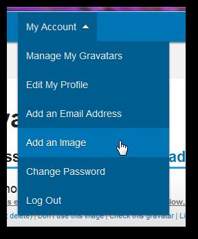 Management of Gravatars in WordPress-1