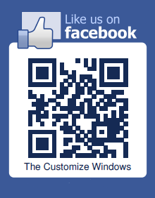TheCustomizeWindows qr code