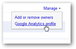 link Google webmaster account with analytics-1