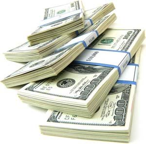 how much one can make money from a blog or forum?