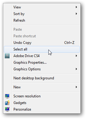 select all option to right click context menu-2