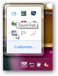 Multiple finger gesture on any laptop with Synaptic touchpad