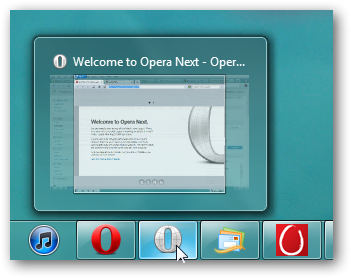 Opera 11.50 Alpha with exciting new functionality
