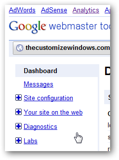 Understanding the Google Webmaster Tools