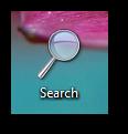 search function to Windows 7 jumplist or taskbar
