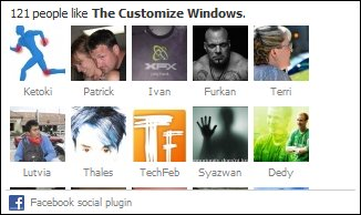Facebook fan box widget that loads faster on your blog