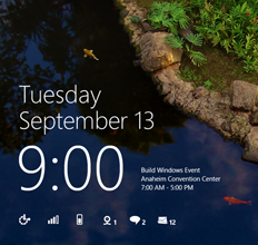 Windows 8 tile