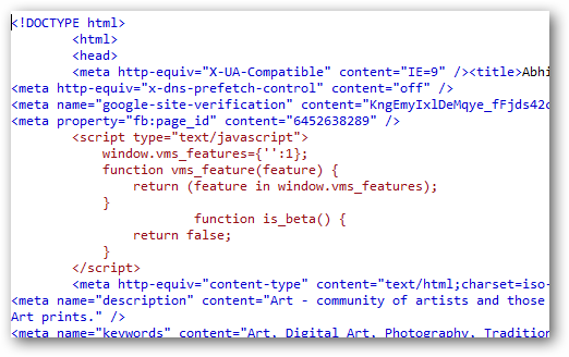 WordPress Header optimization