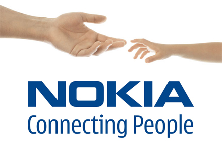 nokia is powered by WordPress