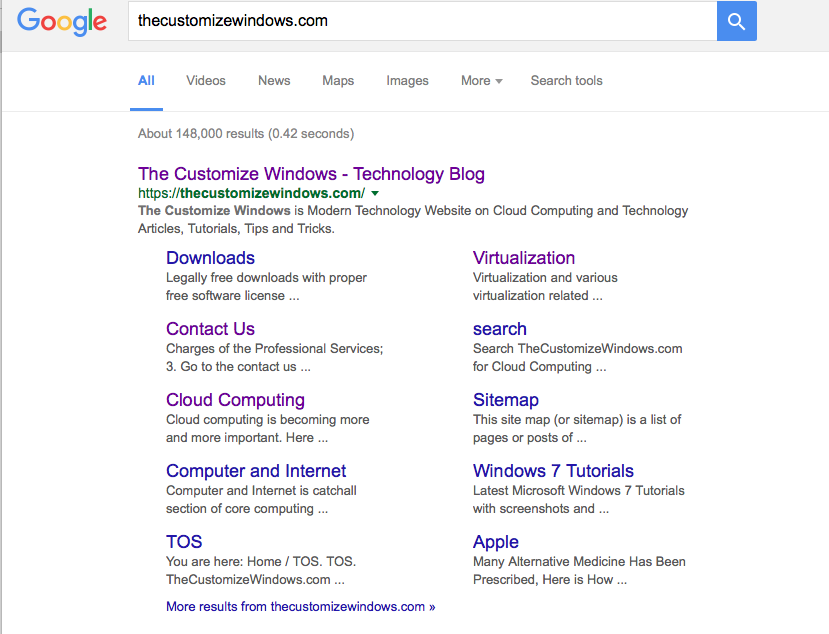the-customize-windows-top-landing-pages