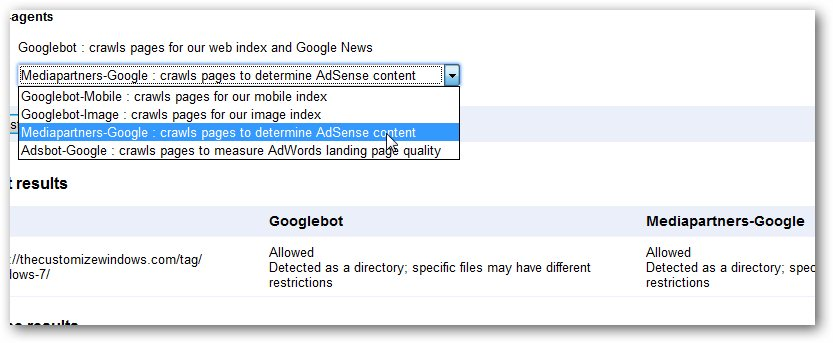 Google AdSense Robots-All about Mediapartners Google and AdsBot