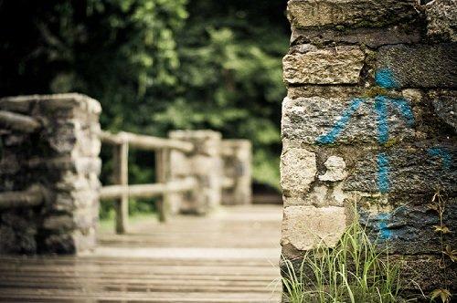 stone route wallpaper